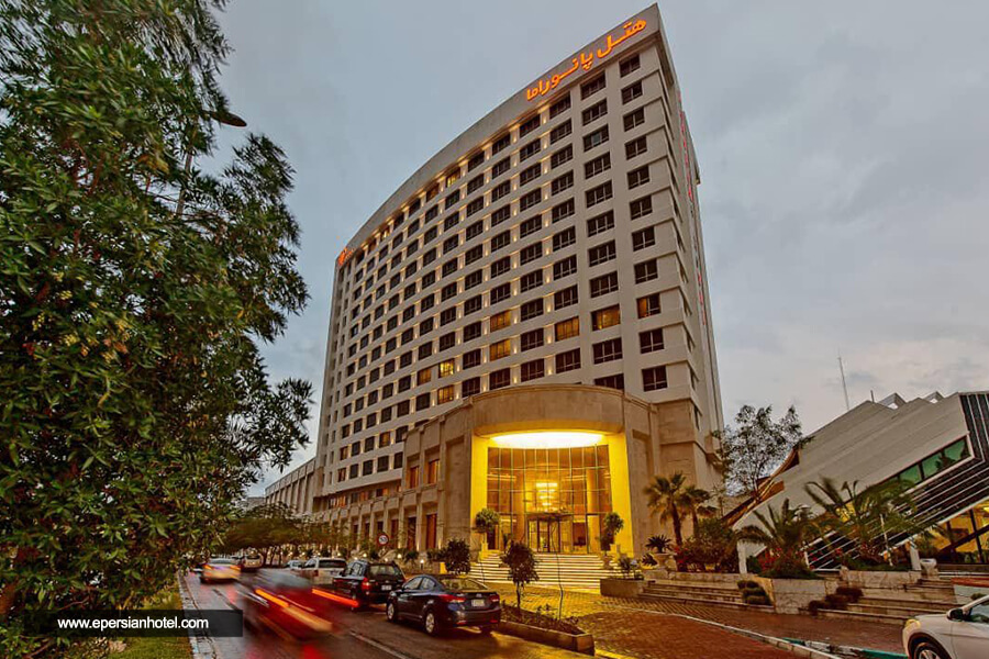 هتل پانوراما کیش نما