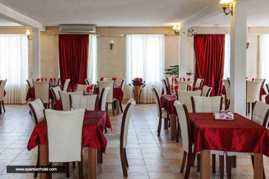 هتل پارس نیک کیش رستوران
