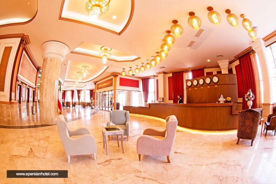 هتل ویدا کیش لابی