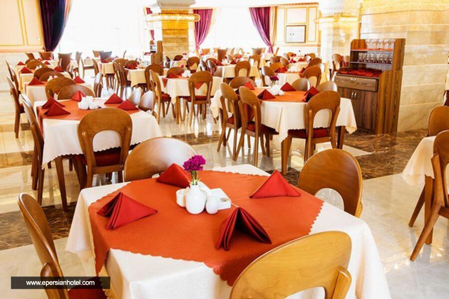هتل ویدا کیش رستوران
