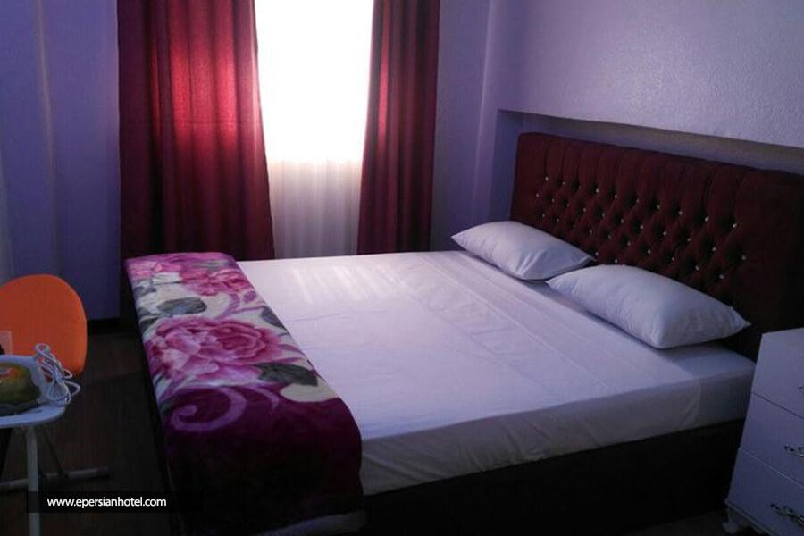 هتل وی آی پی کیش اتاق دوتخته