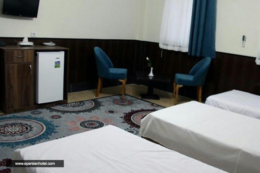 هتل سالیز خرم آباد اتاق سه تخته