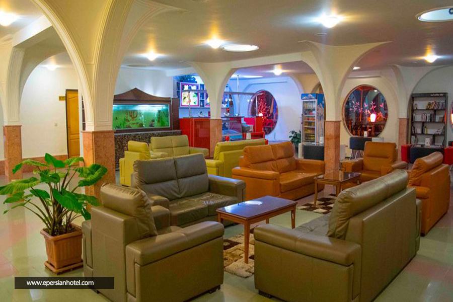 هتل آپارتمان کوثر رامسر لابی