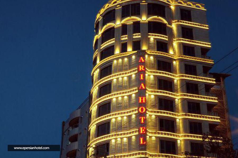 هتل آریا ارومیه نما