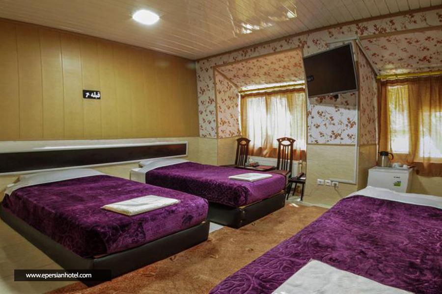 هتل ماه کیمیا ارومیه اتاق سه تخته