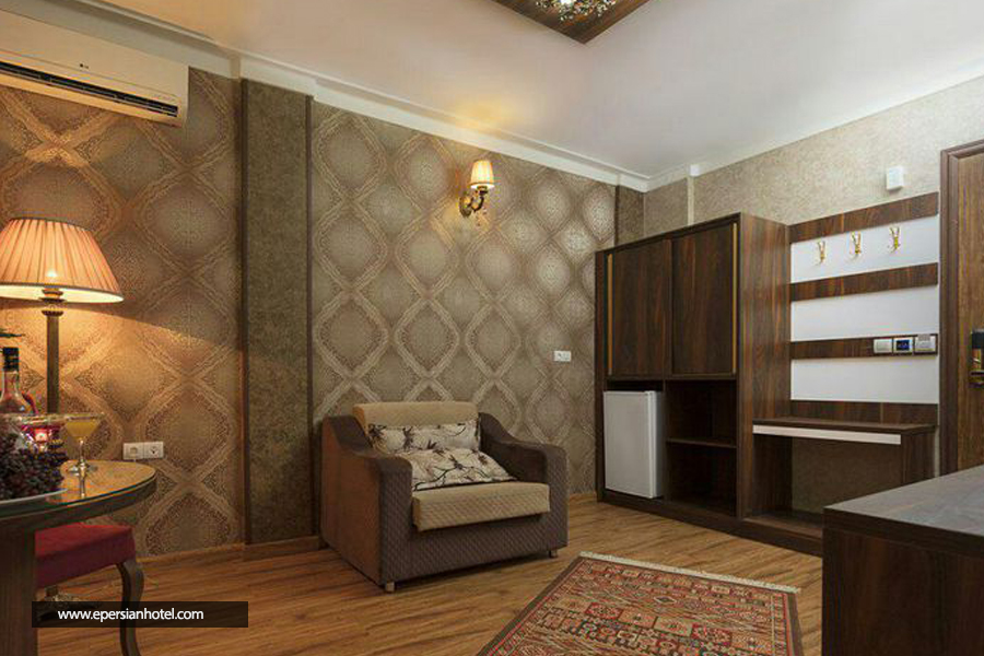 هتل البرز قزوین اتاق