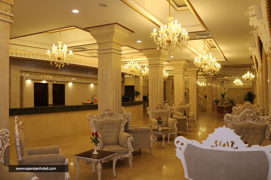 هتل بغدادی قزوین لابی