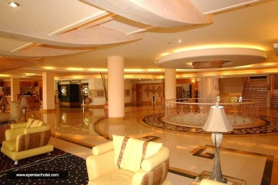 هتل مرمر قزوین لابی