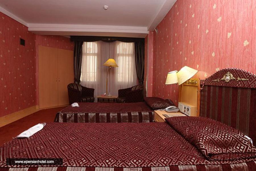 هتل مرمر قزوین اتاق