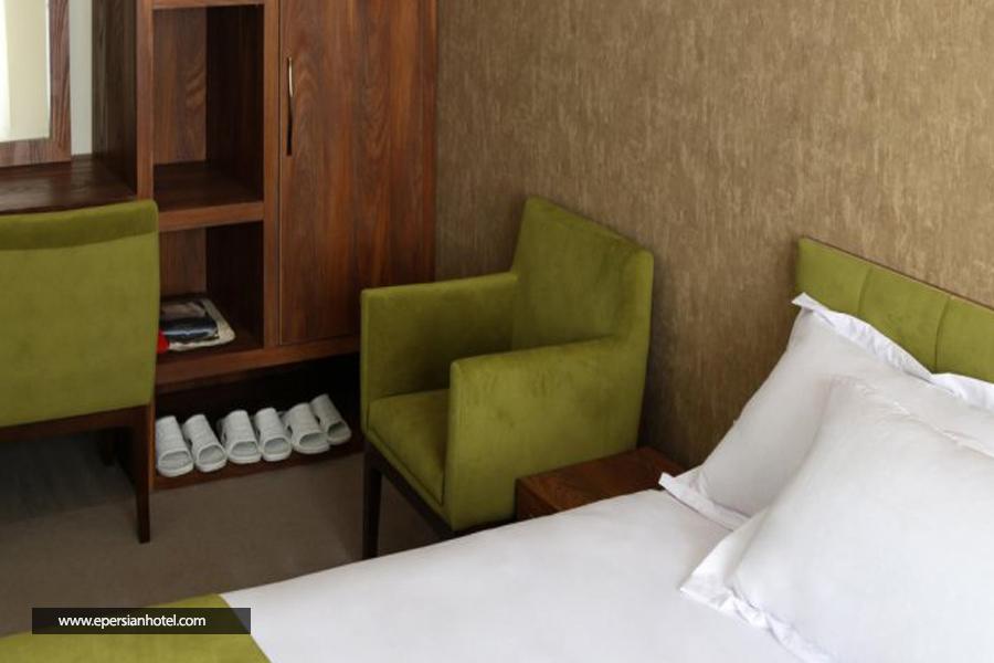 هتل مینو قزوین اتاق