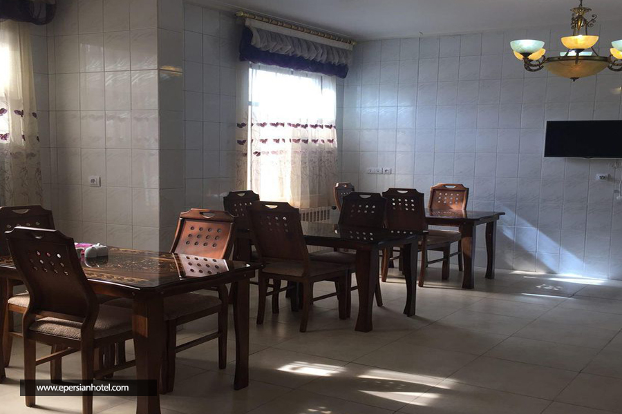 هتل سفیر قزوین رستوران