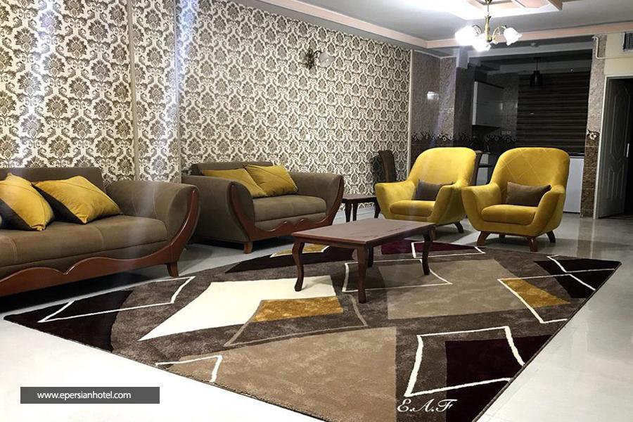 هتل آپارتمان سینا قزوین اتاق