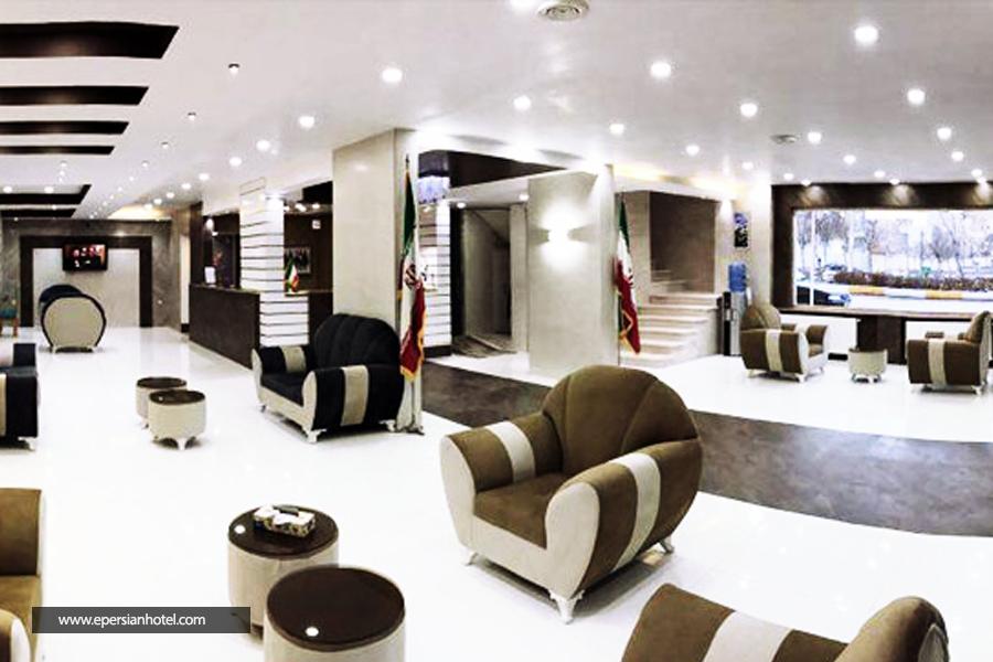هتل رضوان خلیج فارس سرعین لابی