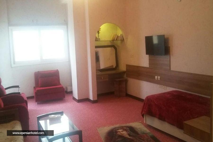 هتل اسرم ساری اتاق یک تخته