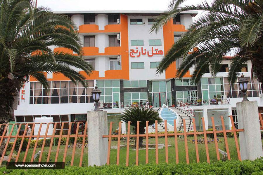 هتل نارنج ساری نما