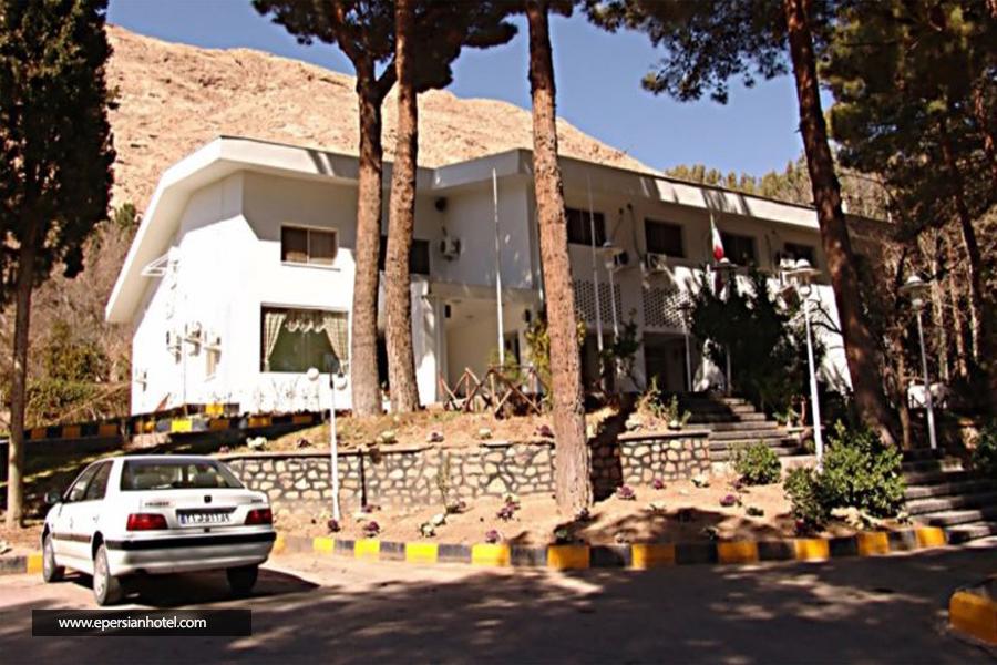 هتل مهمانسرا جهانگردی شاهرود نما