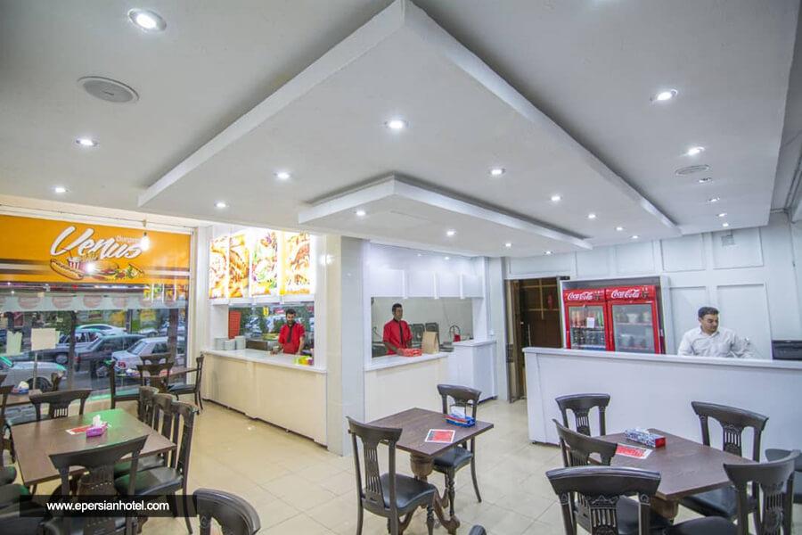 هتل اطلس شیراز رستوران