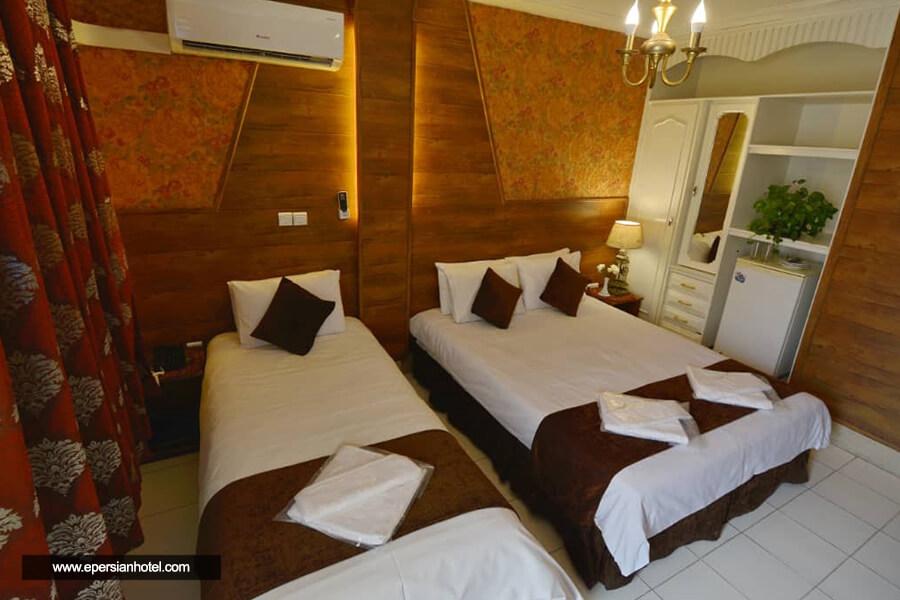 هتل حافظ شیراز اتاق سه تخته