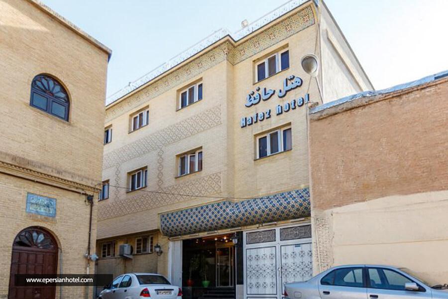 هتل حافظ شیراز نما