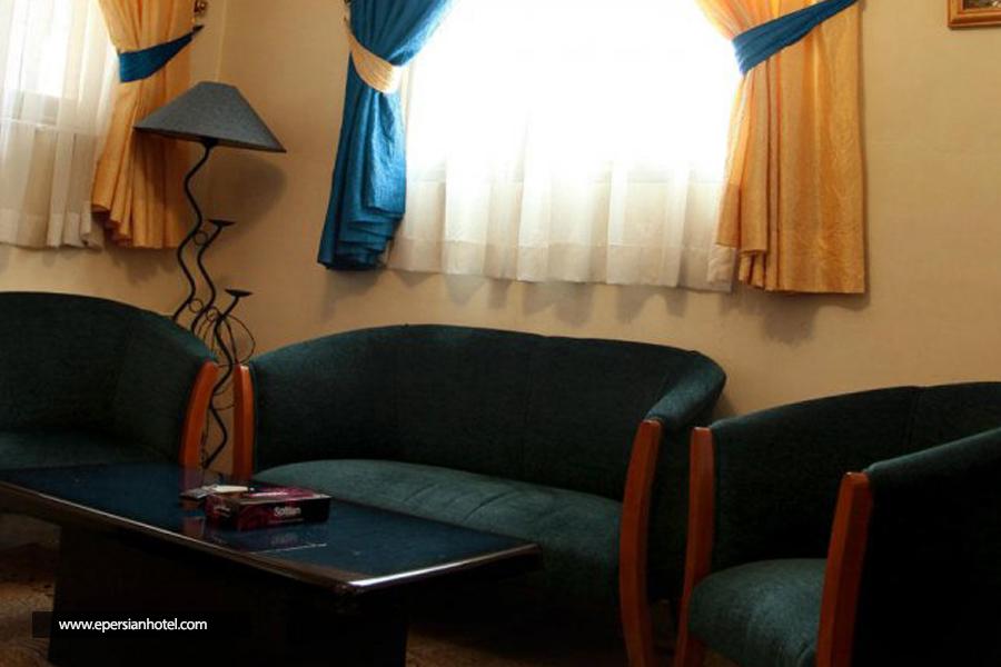 هتل آپارتمان هدیش شیراز اتاق