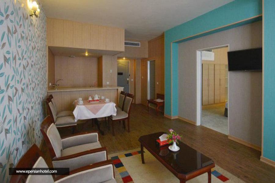 هتل پارک شیراز اتاق