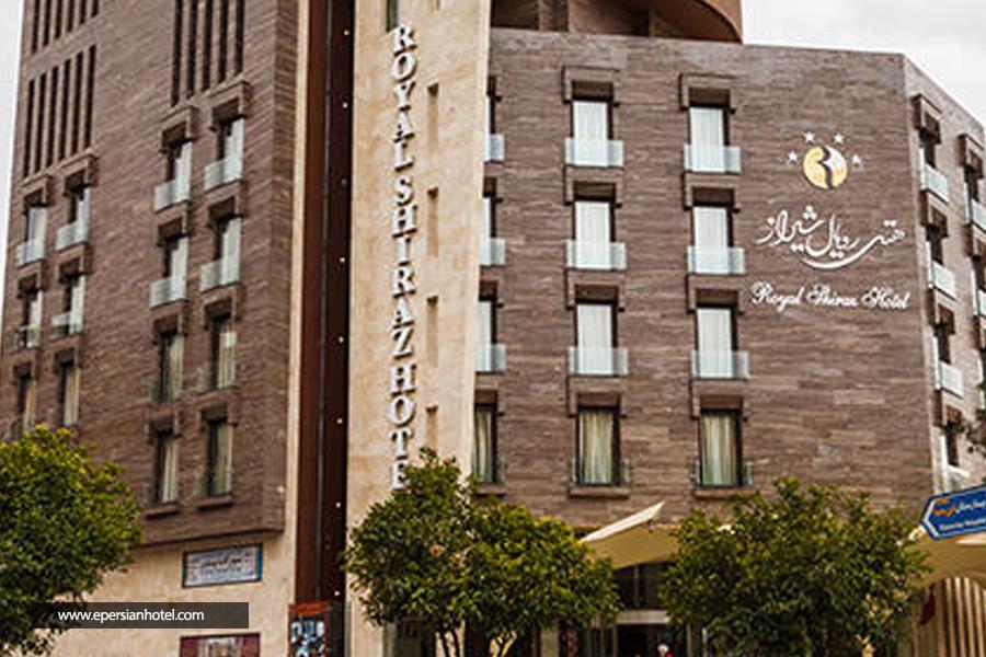 هتل رویال شیراز نما