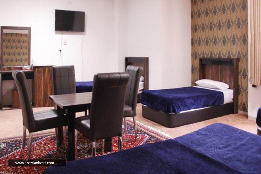 هتل امیر کبیر شیراز اتاق پنج تخته