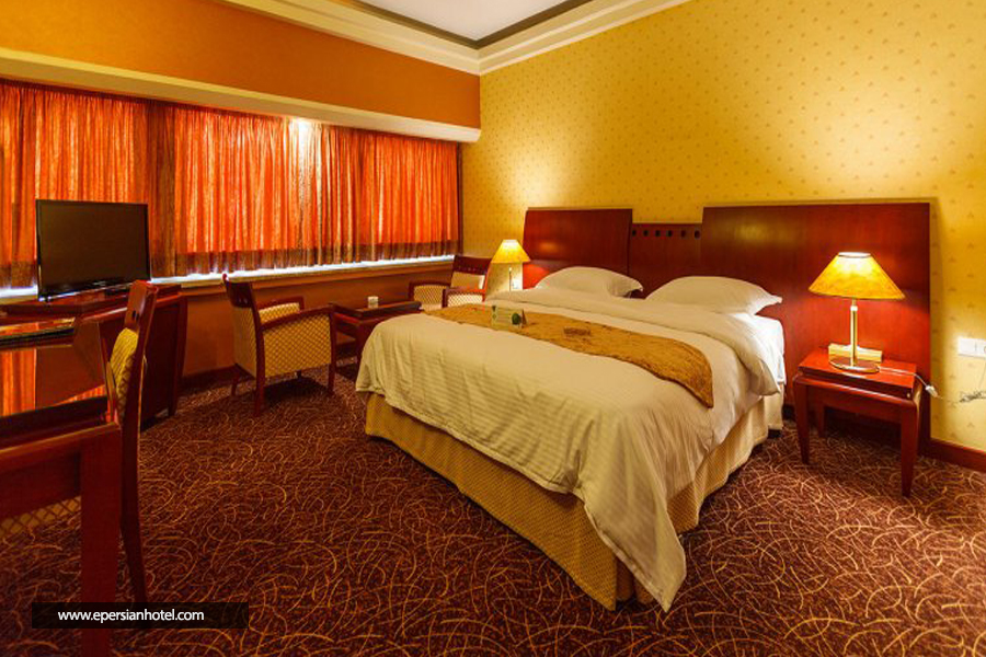 هتل هما شیراز اتاق دوتخته