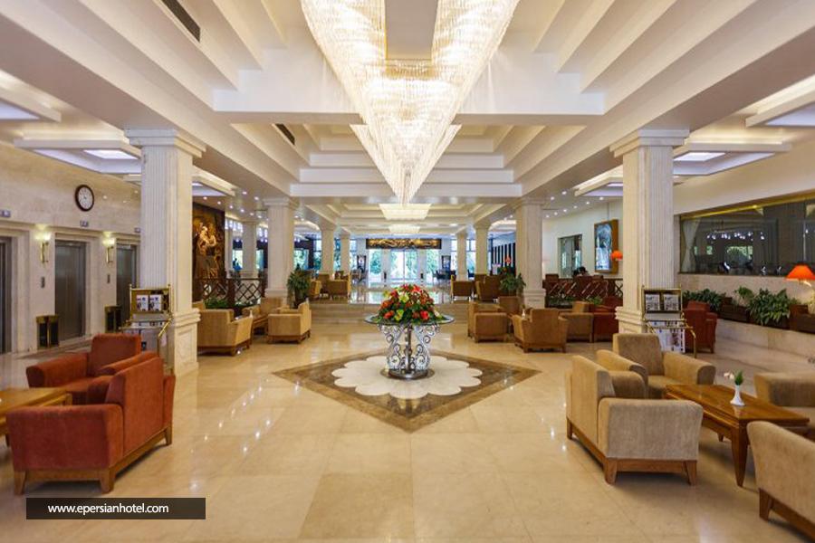 هتل هما شیراز لابی