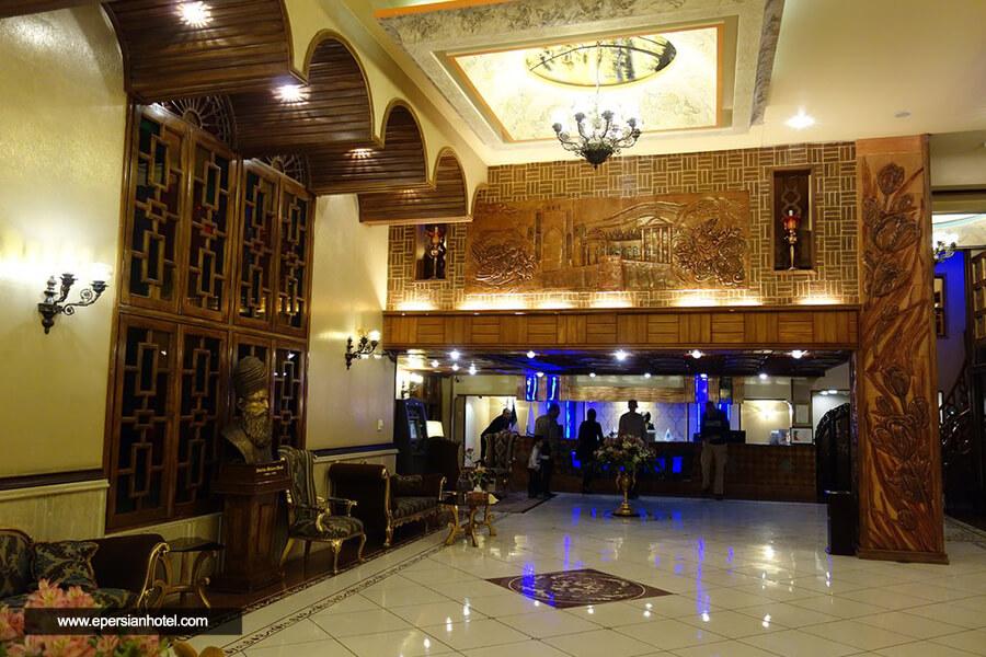هتل کریم خان شیراز لابی