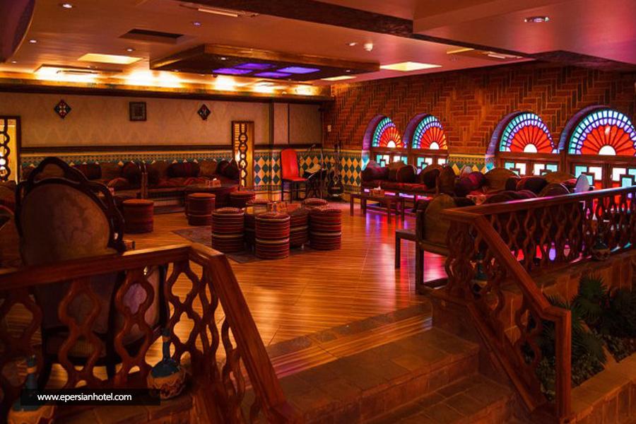 هتل کریم خان شیراز چایخانه سنتی