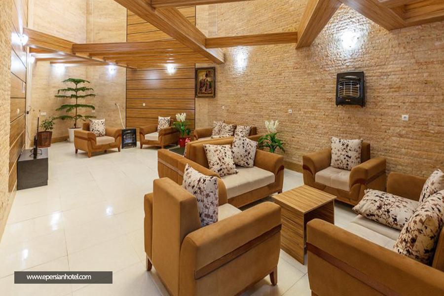 هتل نصیر الملک شیراز لابی