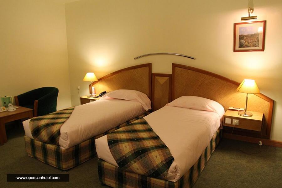 هتل پارس شیراز اتاق دوتخته