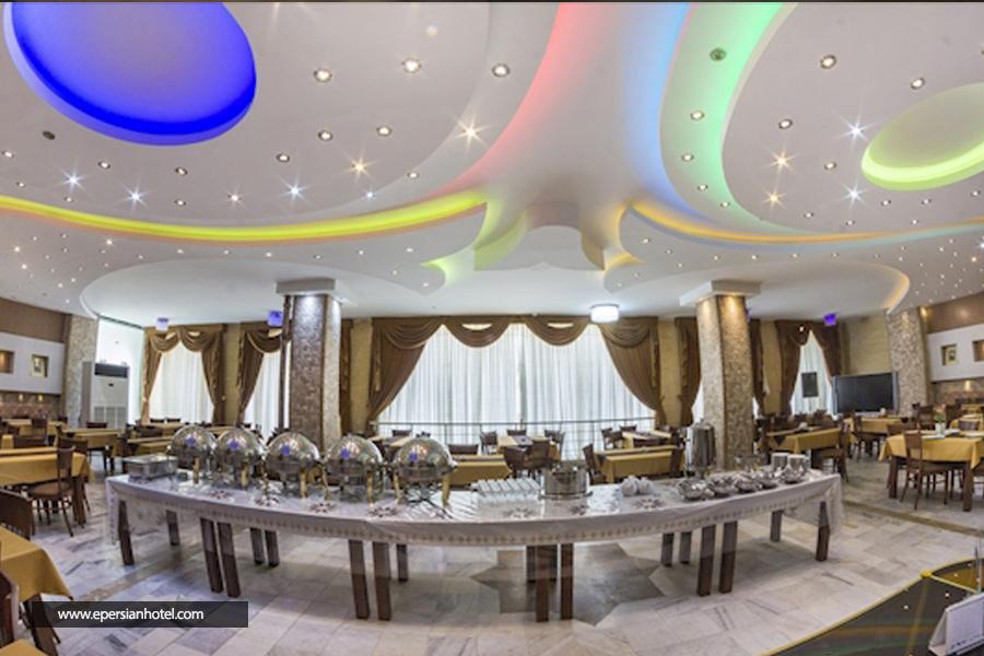 هتل آپارتمان شمس شیراز رستوران