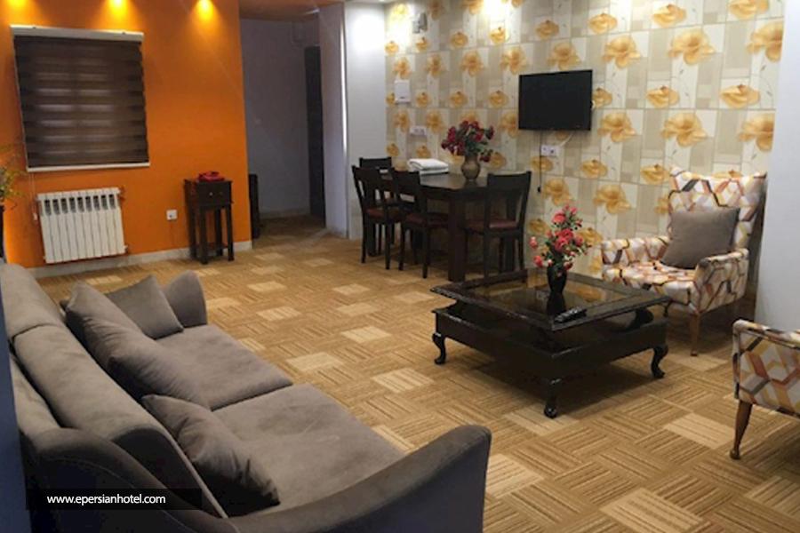 هتل آپارتمان شمس شیراز اتاق