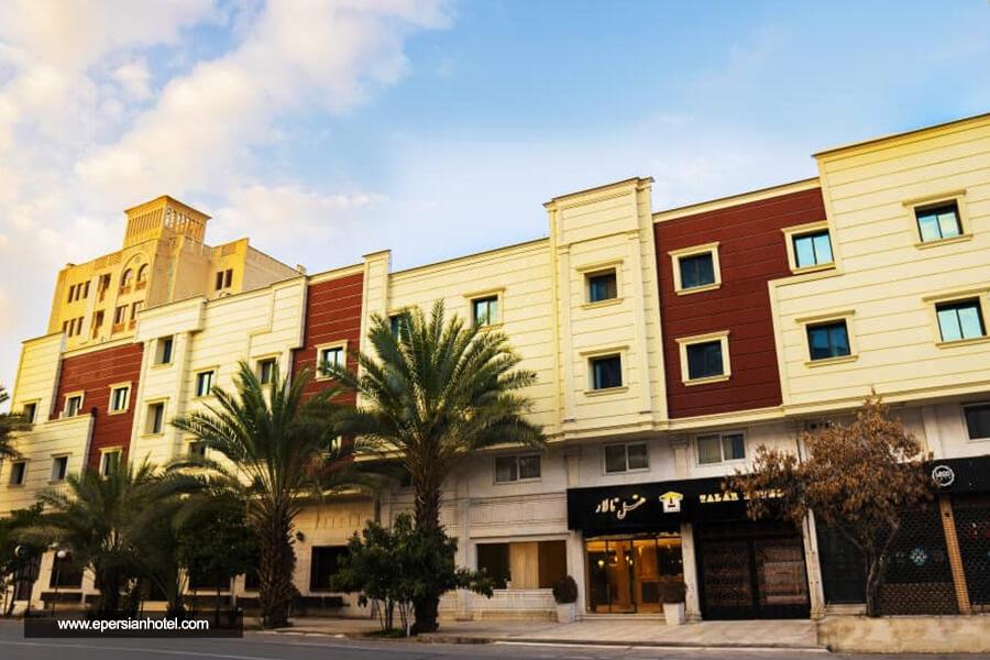 هتل تالار شیراز نما