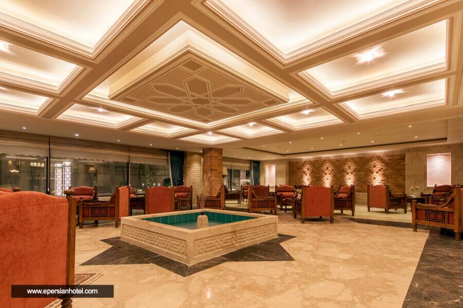 هتل زندیه شیراز رستوران