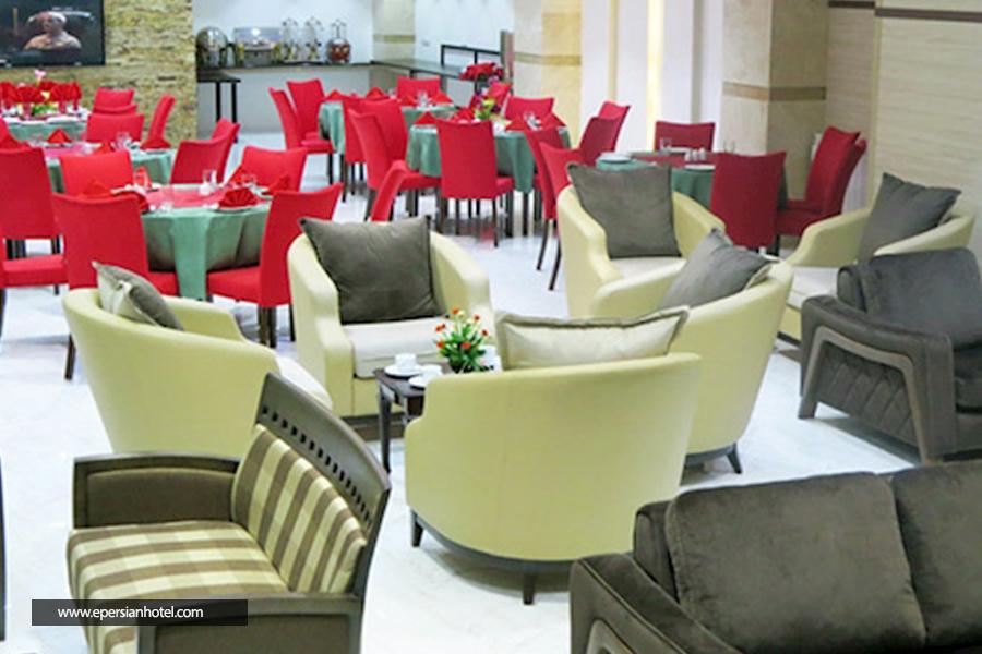 هتل آپارتمان بهبود تبریز رستوران
