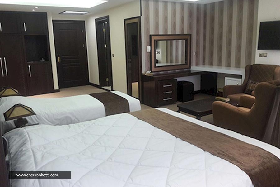 هتل گسترش تبریز اتاق سه تخته
