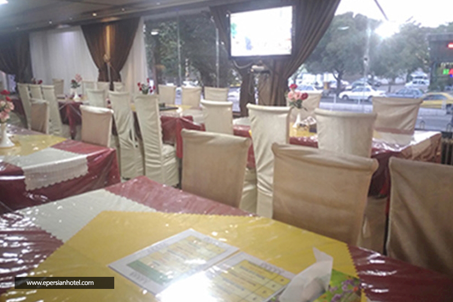 هتل ایران تبریز رستوران