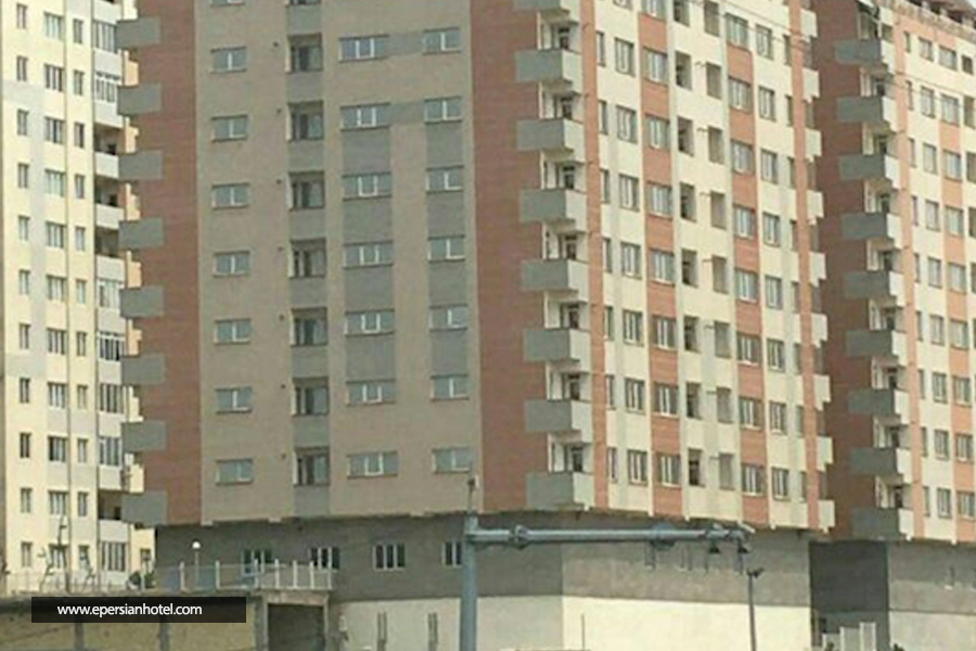 هتل آپارتمان کسری تبریز نما