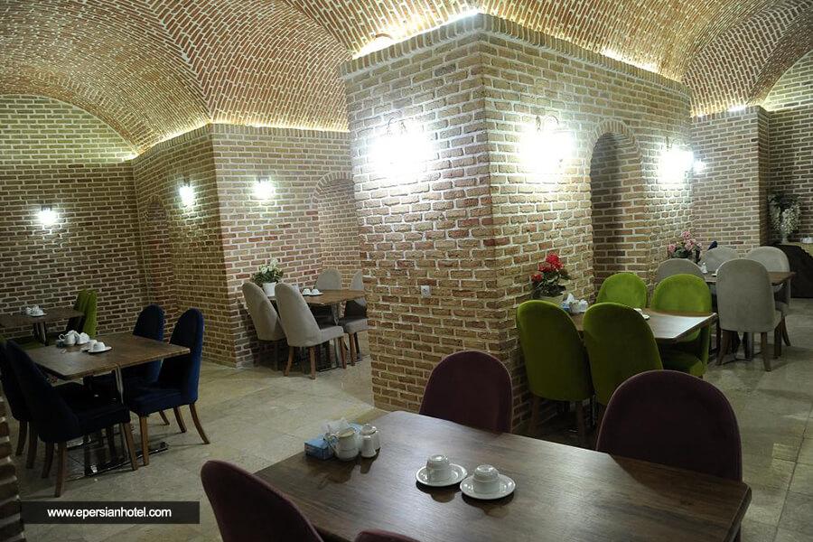 هتل مروارید تبریز رستوران