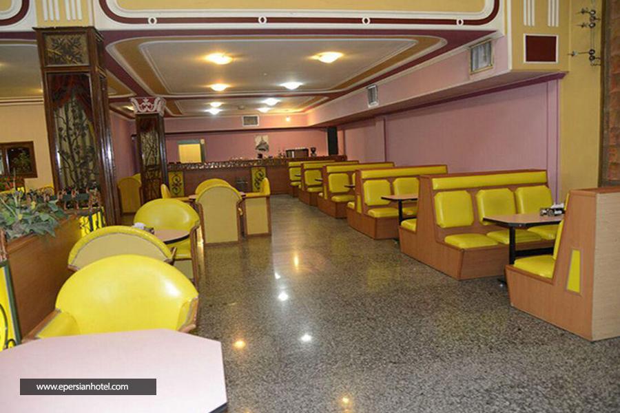 هتل ساحل ارومیه کافی شاپ