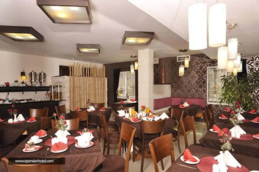 هتل الیان تهران رستوران