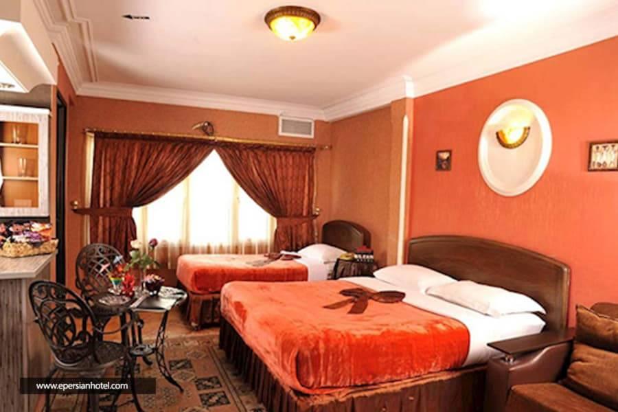 هتل الیان تهران اتاق سه تخته