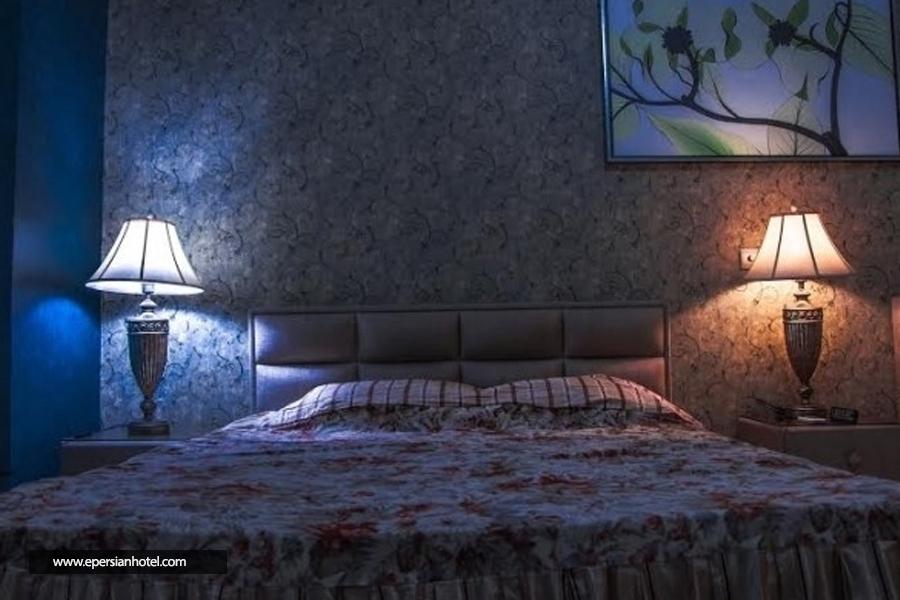 هتل آپادانا تهران اتاق دوتخته