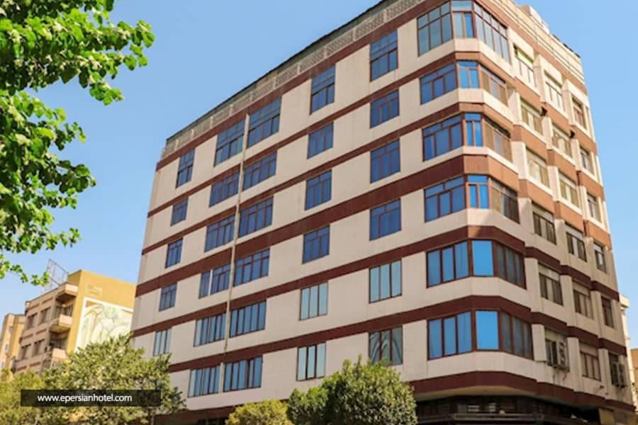 هتل بلور تهران نما