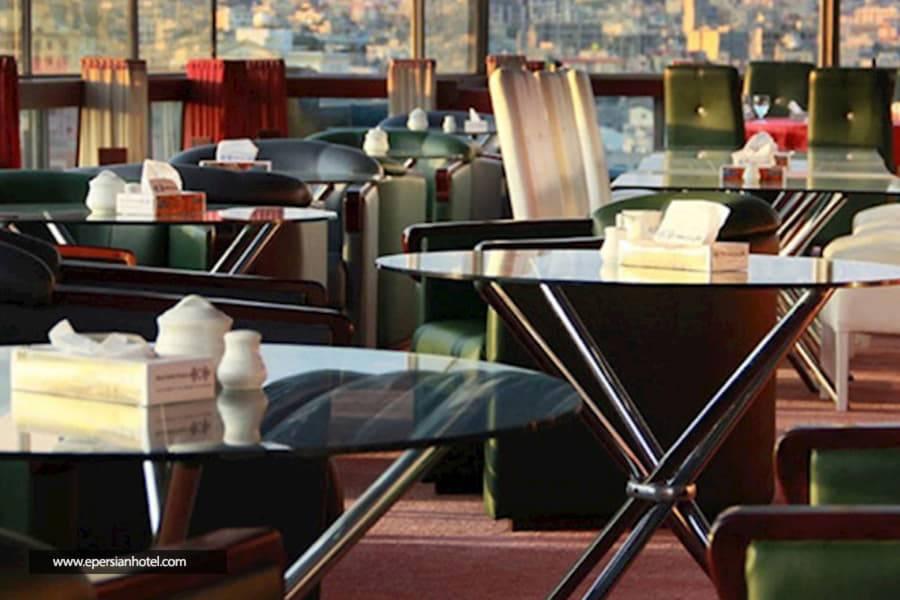 هتل برج سفید تهران رستوران