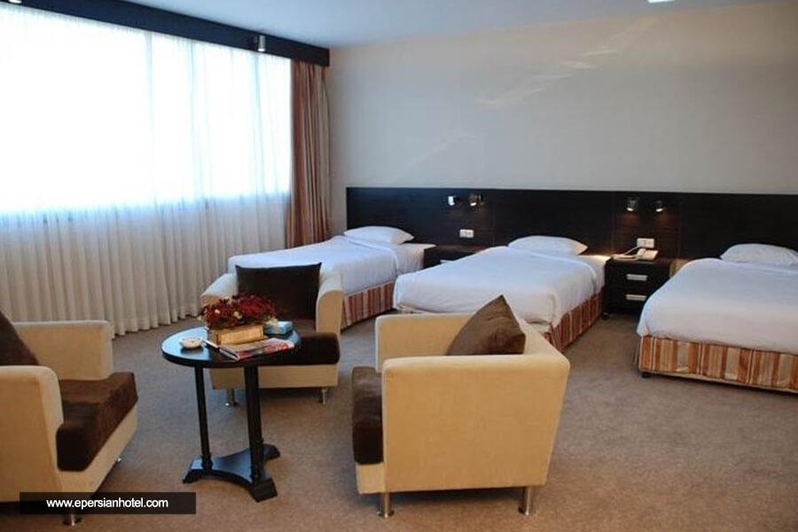 هتل برج سفید تهران اتاق سه تخته