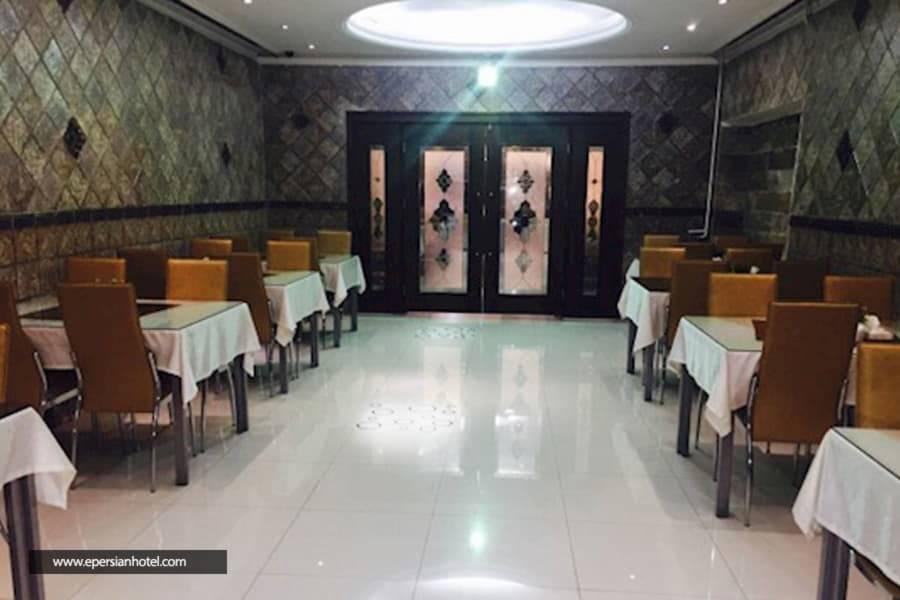 هتل حافظ تهران رستوران